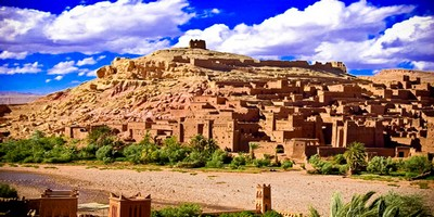 Excursion to Ait Benhaddou