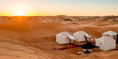 desert trips from Tangier