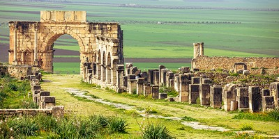 tours from Fes to volubilis