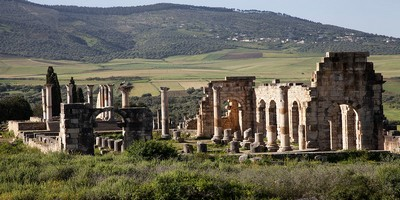 Roman ruins excursion from Fes