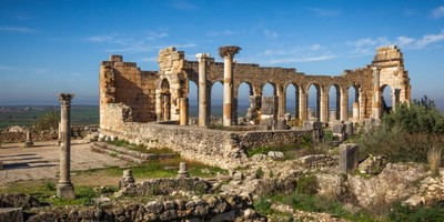 Volubilis and Meknes excursion from Fes