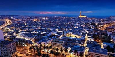 10 days 9 nights Casablanca desert tour